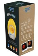 Night Light |Digital Room Thermometer |Gro-egg